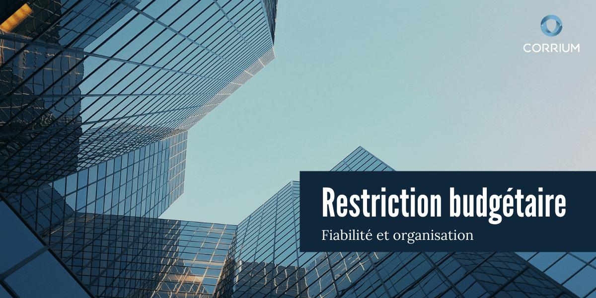 Restriction de budget